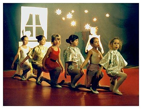 ballett im wedding galerie 1991