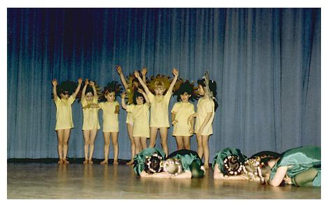 ballett im wedding galerie 1993