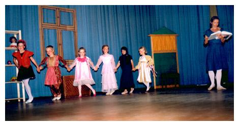 ballett im wedding galerie 1994