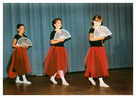 ballett im wedding galerie 1997